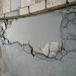 dziury w drogach
